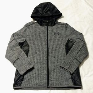 Boy's Under Armour Cold Gear Hoodie